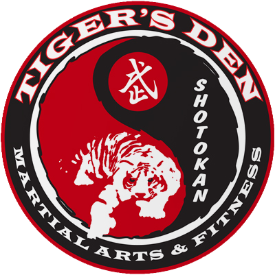 Tiger's Den Martial Arts & Fitness Logo