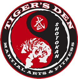 Tiger's Den Martial Arts & Fitness Logo