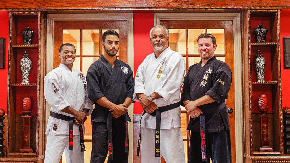 Tiger's Den Martial Arts and Fitness Instructors